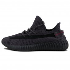 Фотография 1 Унисекс Adidas Yeezy Boost 350 V2 Reflective Black Static