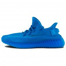 Унисекс Adidas Yeezy Boost 350 V2 Static Blue