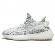 Фотография 1 Унисекс Adidas Yeezy Boost 350 V2 Static Shoes Grey Sneakers