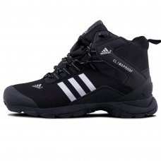 Фотография 1 Зимние Adidas Terrex Climaproof High Black White