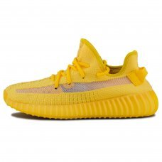 Фотография 1 Унисекс Adidas Yeezy Boost 350 V2 Hyper Yellow