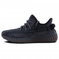 Фотография 1 Унисекс Adidas Yeezy Boost 350 V2 Black Static