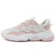 Фотография 1 Женские Adidas Ozweego Light Beige/White/Pink