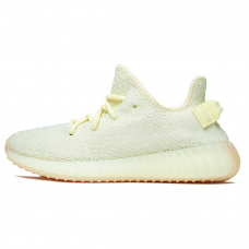 Унисекс Adidas Yeezy Boost 350 V2 Light Green