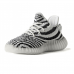 Унисекс Adidas Yeezy Boost 350 V2 by Kanye West Core White/Black-Red