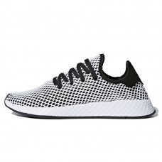 Унисекс Adidas Deerupt Runner Black/White