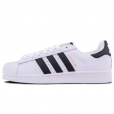 Унисекс Adidas Originals Superstar White/Black