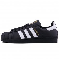 Унисекс Adidas Originals Superstar Black/White