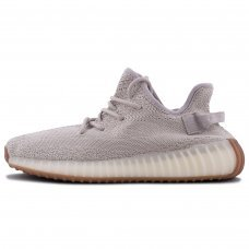 "Фотография 1 Унисекс Adidas Yeezy Boost 350 V2 ""Sesame"" Light Grey"