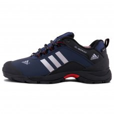 Зимние Adidas Terrex Climaproof Low Blue/Black With Fur