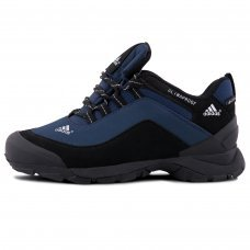 Зимние Adidas Terrex Climaproof Low All Blue
