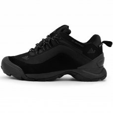 Зимние Adidas Terrex Climaproof Low Black/Gray