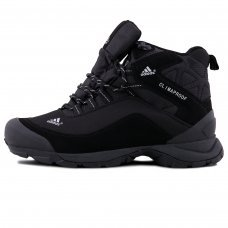 Фотография 1 Зимние Adidas Terrex Climaproof High All Black