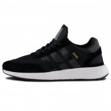 Мужские Adidas Iniki Runner Black