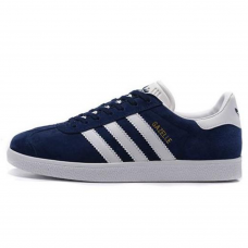 Унисекс Adidas Gazelle Dark Blue