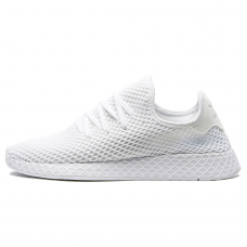 Унисекс Adidas Deerupt Runner White