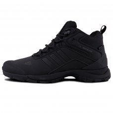 Зимние Adidas Terrex Climaproof High Black With Fur